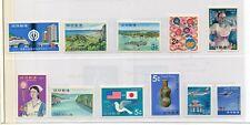 Ryukyus Valores del año 1963-71 (DN-678)