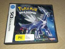 Pokemon Diamond Nintendo DS, EMPTY CASE ONLY