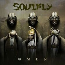 Omen by Soulfly (CD, May-2010, Roadrunner Records)