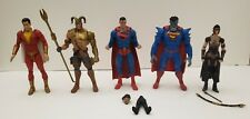 DC Universe Classics Superman Shazam Lot
