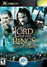 LORD OF THE RINGS THE TWO TOWERS XBOX GAME *NEW* AUS EXPRESS