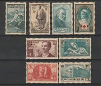 FRANCOBOLLI - 1938 FRANCIA MNH Z/9760