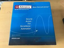 New AL400ULXR Altronix AL400ULXR - Single Output Power Supply/Charger - RED Encl