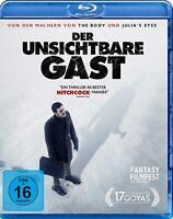 Der unsichtbare Gast [Blu-ray/NEU/OVP] Spannender spanischer Thriller, der seine