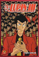 LUPIN III Millennium - Essere Lupin III - KAPPA EDIZIONI