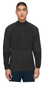 NWT Lululemon Jacket LICENSE TO TRAIN Track Jacket men's Top black Size L