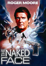 The Naked Face (DVD, 2014)  -  BRAND NEW !  -  ROGER MOORE    R A R E  + O O P !