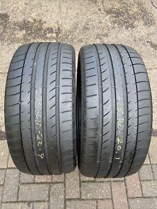 275 40 20 106W XL Dunlop Sp Sport Maxx GT * Run Flat DSST * Rsc 2x Tyres A Pair