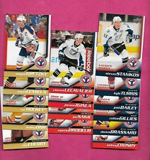2009 HOCKEY CARD DAY COMPLETE 15 CARD SET NRMT-MT  (INV# C1365)