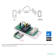 Sonoff G1 ONE Way Sonoff Smart Remote Control Wireless Smart Switch SIM GSM Card