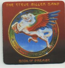 The Steve Miller Band - Classic Rock Record Album Cover COASTER - Book of Dreams