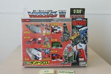Transformers C-319 Landcross MIB Japanese Vintage Complete Giftset Victory