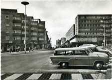 Alte AK Remscheid Markt Geschäfte Woolworth Oldtimer Strasse A_659