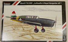 Special Hobby 1/48 Nardi F N 305 Luftwaffe & Royal Hungarian AF 48019
