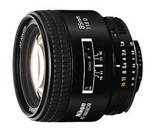 Nikon 1 NIKKOR-Kamera-Objektive mit 85mm Brennweite