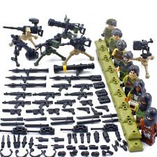 Minifiguren Armee Rebellen Militär, LEGO® kompatibel, NEU