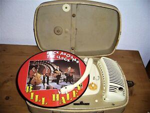 PE Plattenspieler Perpetuum Ebner Musical 2V,Röhrenverstärker Vinyl + Schellack