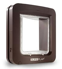 SureFlap 38555 One-way Door With Microchip Identification Brown
