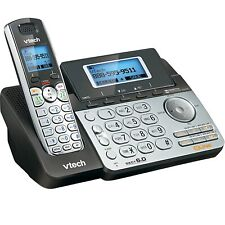 Vtech DS6151 2-Line Expandable Cordless Phone with Digital Answering System