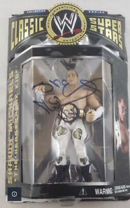 WWE Jakks Classic Superstars Series 1 Shawn Michaels Signed/Autographed MOC