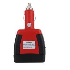 12V DC to 110V AC 150W Power Inverter USB Car Boat for PSP NDS Laptop Charger