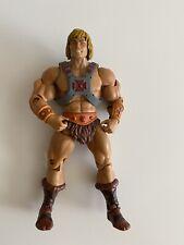 MOTUC Masters of the Universe Classics He-Man Figure, No Accessories