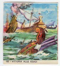 figurina IMPERO ROMANO IMPERIA 1963 REC numero 102