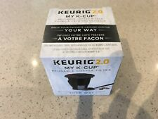 Keurig 2.0 MY K-CUP Reusable K-Cup Coffee Filter BRAND NEW