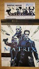 The Matrix 4K Uhd Dig (Read Description)
