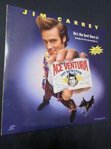 "ACE Ventura ""Pet Detective"" Tom Shadyac / Jim Carrey, Sean Young - Laserdisc"