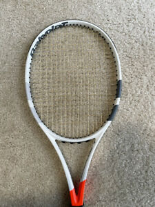 Babolat PURE STRIKE tennis racket 16x19 2nd gen (project one7) 98 sq in, 4 3/8