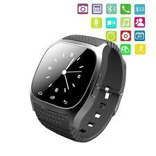 Bluetooth Inteligente Reloj De Pulsera sincronización teléfono Mate Para iOS