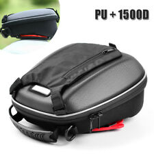 Motorcycle Buckle Fuel Tank Bag Hard Shell Waterproof Shoulder Backpack Luggage