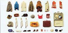 Kleidung Taschen usw.unbemalt Maßstab 1:22,5 LGB-Größe Preiser 45223 Zubehör OVP