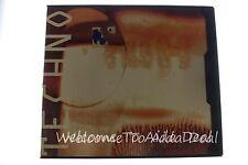 HUWN95D - TECHNO ISSUE SAMPLER CD-HUH 1995