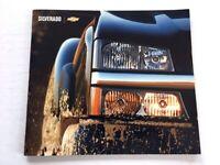 2004 Chevrolet Silverado Truck 36-page Sales Brochure Catalog -  2500HD SS 1500