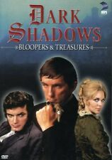 The Dark Shadows - Dark Shadows: Bloopers & Treasures [New DVD]