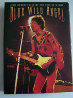 DVD COFFRET 3 DVD JIMI HENDRIX LIVE AT THE ISLE WIGTH .TRES BON ETAT . 39 TITRES