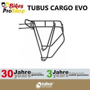 TUBUS Cargo EVO Schwarz Bike Bicycle Rear Rack 2021