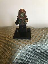 DC Universe Custom Lego Suicide Squad Movie Killer Croc Minifigure, New