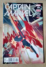 CAPTAIN MARVEL #4 FIRST PRINT (2016) MARVEL COMICS CAROL DANVERS
