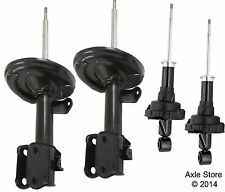 4 New Struts Shocks Full Set Fit Honda Ridgeline Lifetime Warranty Free Shipping