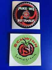 Schwinn Homegrown Sticker Vintage 90's NOS