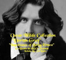 """CD-Oscar Wilde Collection """"Dorian Gray"""" 19 eBooks with Resell Rights"""