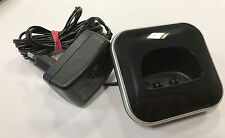 Ladeschale mit Netzteil für Sinus 205 / A205 / PA205 Pack Telekom Farbe schwarz
