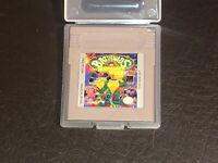 Battletoads in Ragnarok's World w/Case Nintendo Game Boy Tested Authentic