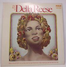 "DELLA REESE : THE BEST OF Album Vinyl 12"" 33rpm LP Excellent"