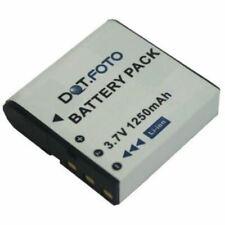 Battery for Praktica C-NP40 - 1250mAh   Praktica DVC 5.10