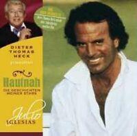 "JULIO IGLESIAS ""HAUTNAH"" 2 CD NEUWARE"