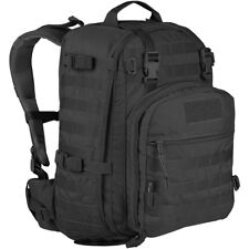 Wisport Whistler 35 II Police Rucksack Security Hydration MOLLE Backpack Black